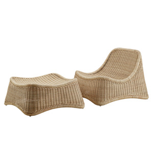 ND-20 CHILL LOUNGE CHAIR AND STOOL