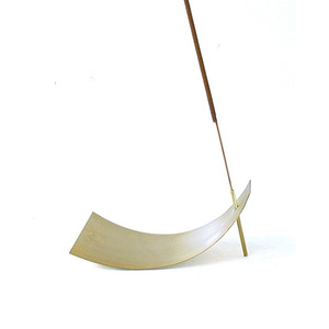 BRASS INCENSE STAND