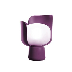 BLOM TABLE LAMP - VIOLET