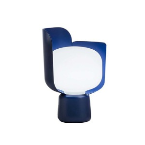 BLOM TABLE LAMP - BLUE