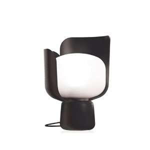 BLOM TABLE LAMP - DARK GREY