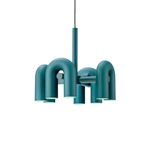 CIRKUS CHANDELIER SMALL - GREEN