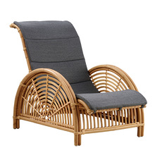 AJ-11 PARIS CHAIR WITH  SEAT CUSHION