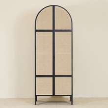 CANE COLLECTION WARDROBE - BLACK (*DP상품 30%)