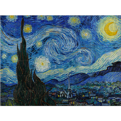 THE STARRY NIGHT (2 SIZES)