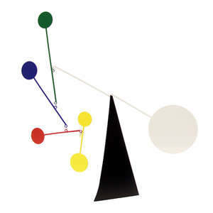 STANDING CIRCLES - WHITE/GREEN/BLUE/RED/YELLOW