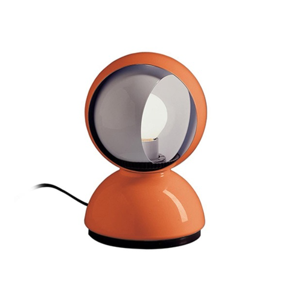 ECLISSE LAMP - GLOSSY ORANGE