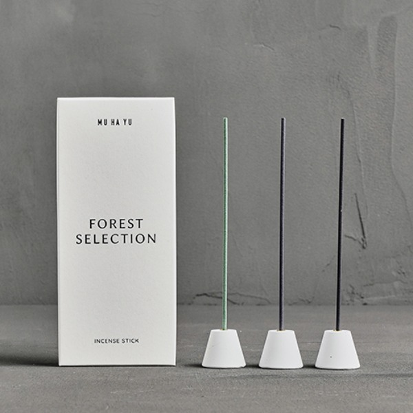MUHAYU INCENSE STICK 40g - FOREST SELECTION