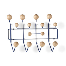 EAMES HANG IT ALL - DARK BLUE MAPLE