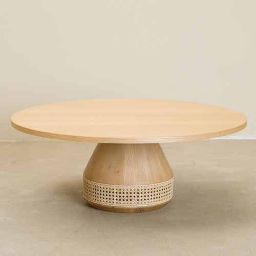 CANE COLLECTION TEA TABLE (NATURAL)
