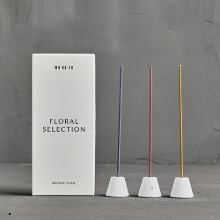 MUHAYU INCENSE STICK 40g - FLORAL SELECTION